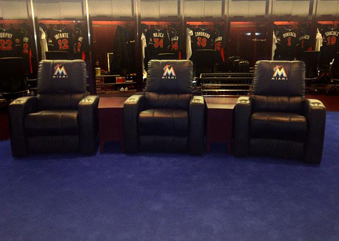 Golf Locker Room Furniture