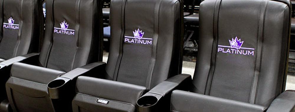 Custom Courtside Furniture Courtside Vip Seats