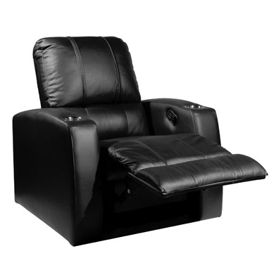 Home Theater Recliner | Custom Furniture | Leather Sports Furniture