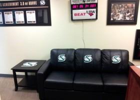 Sacramento State University Football Lobby