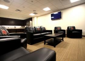 Texas State University Players Lounge