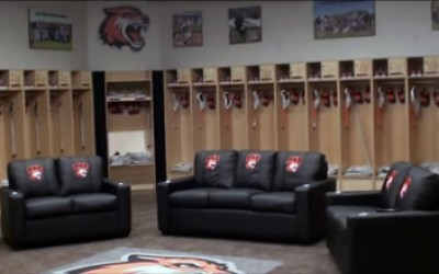Custom Locker Room Furniture Sports Furniture