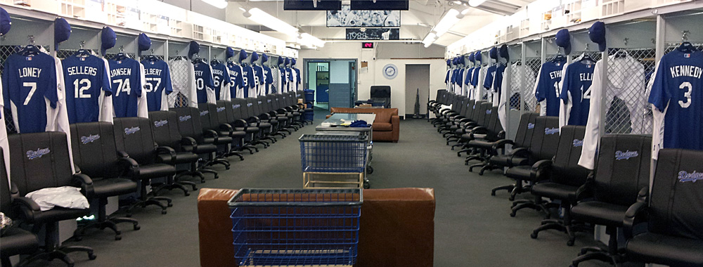 Baseball Locker Room Photos