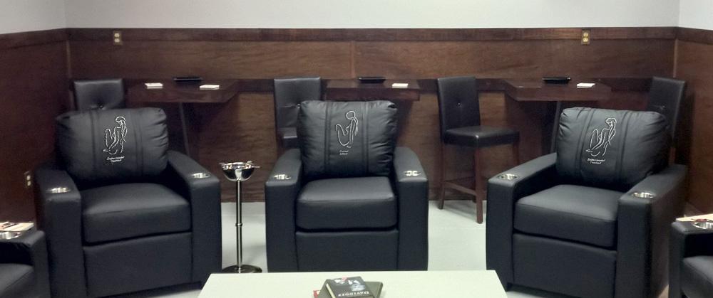 Custom Cigar Club Furniture Cigar Lounge Furniture