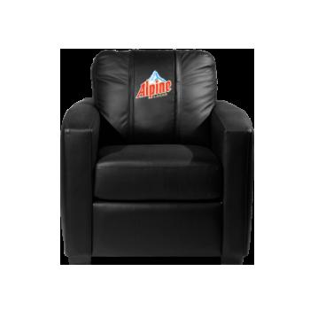 Astonishing Silver Club Chair Custom Furniture Leather Sports Ibusinesslaw Wood Chair Design Ideas Ibusinesslaworg