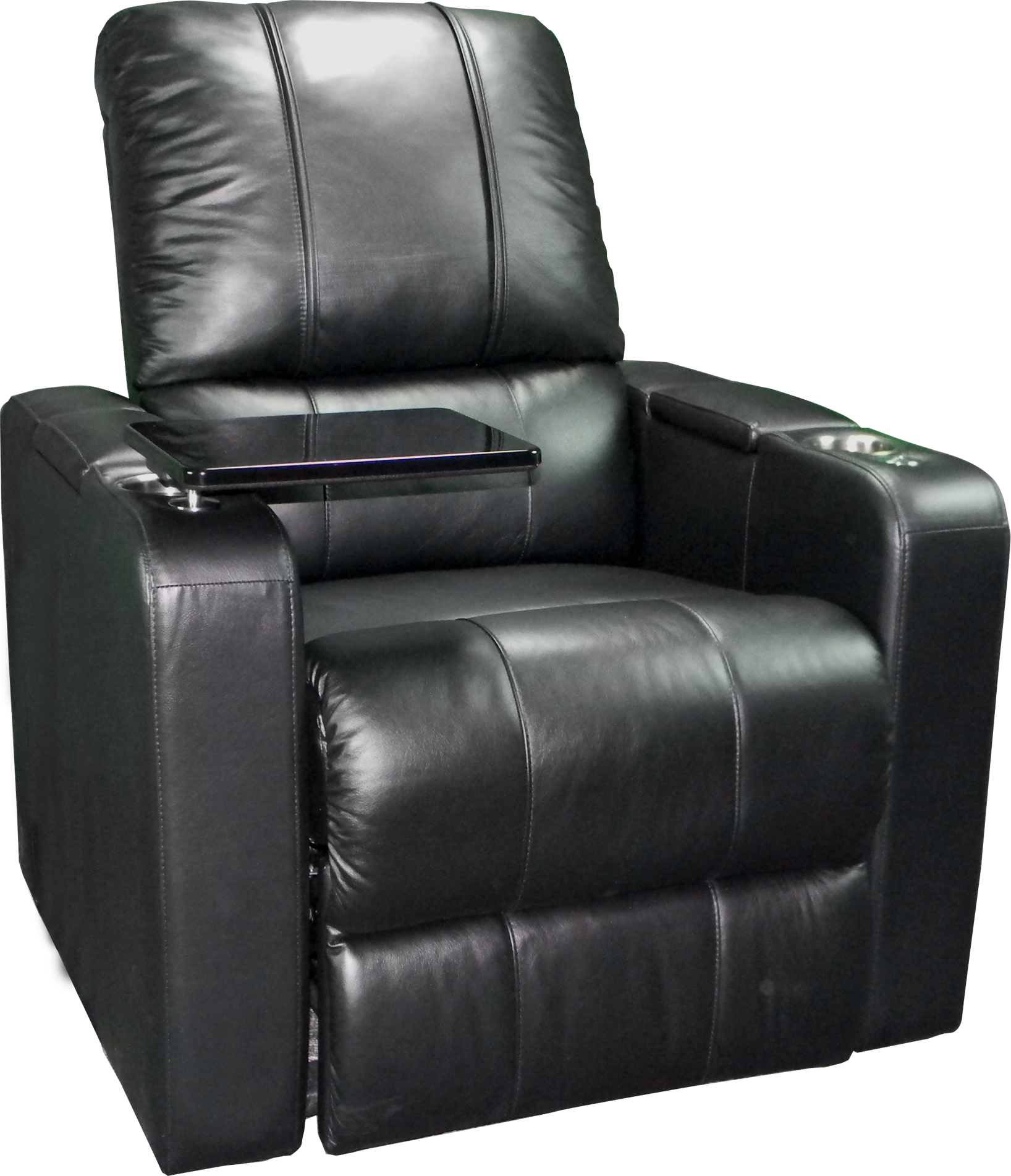 Home Theater Recliner Plus Custom Furniture Leather