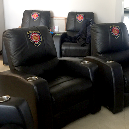 Great The City Of SA (TX) Has Begun To Convert ALL Of Their Firestations To  DreamSeat Furniture. They Are Doing Recliners In All Dayroom/lounge Areas  And ...
