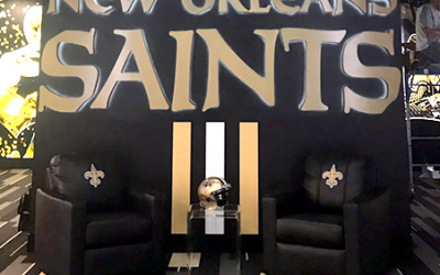 NFL U2013 New Orleans Saints