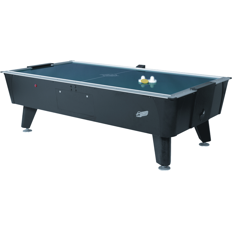 Pro Style Air Hockey Table Custom Furniture Leather