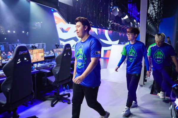 Overwatch League 2019 Season Stage 5  photo:Stewart Volland for Blizzard Entertainment